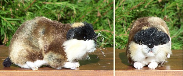 Stuffed Plush Lemming from Stuffed Ark