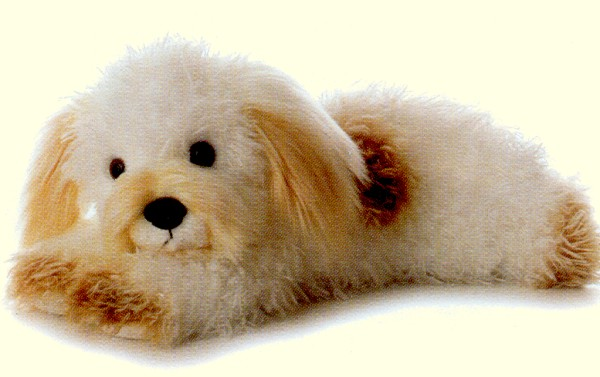 Aurora Lifelike Stuffed Plush Scoodle